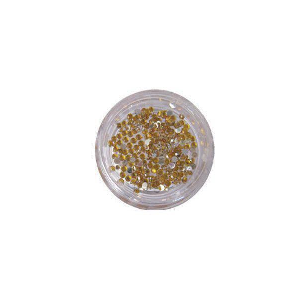 400 χρυσά στρας στρογγυλά διαμαντάκια-OEM 3c528265e0d