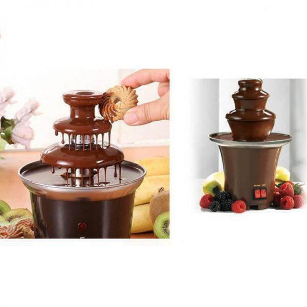 Σοκολατιέρες