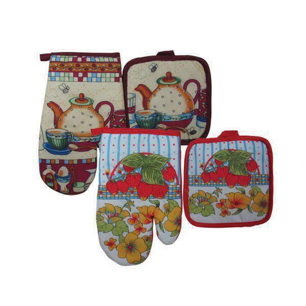 Πιάστρα κουζίνας και γάντι σετ  00402404  df5d6b10e68